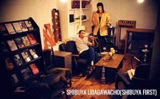 シーシャカフェ NORTH VILLAGE 渋谷宇田川町店(渋谷1号店)