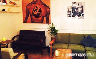 シーシャカフェ NORTH VILLAGE 渋谷6号室