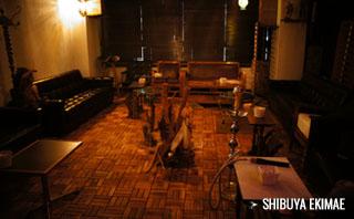 シーシャカフェ NORTH VILLAGE 渋谷2号店