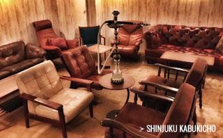 シーシャカフェ NORTH VILLAGE 新宿歌舞伎町店